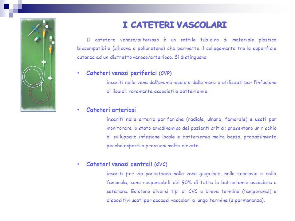 Il catetere venoso/arterioso è un sottile tubicino di materiale plastico biocompatibile (silicone o poliuretano) che permette il collegamento tra la s