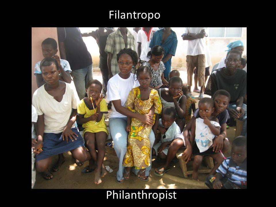 Philanthropist Filantropo