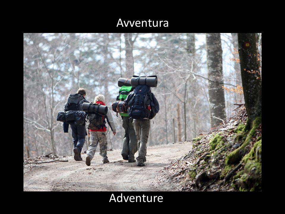 Adventure Avventura