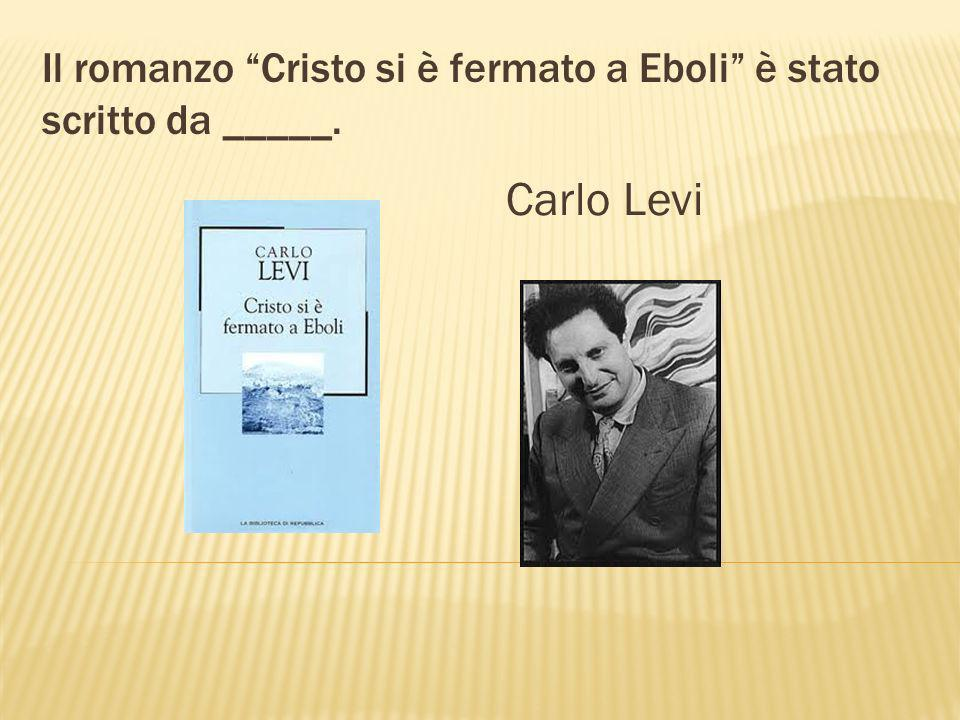 Luigi Pirandello, vincitore del Premio Nobel nel 1934, scrisse _____.
