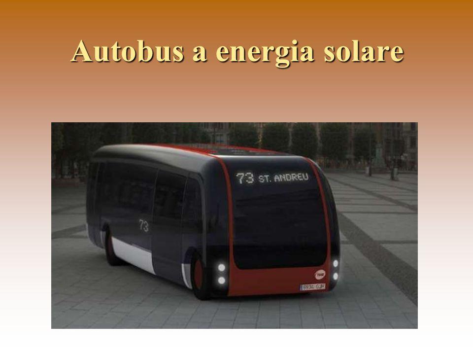 Autobus a energia solare
