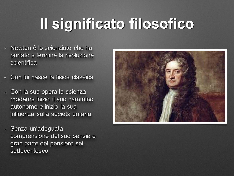 Le regole del filosofare Regola I.