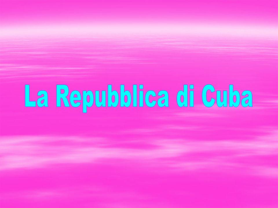 Capitale: LAvana Capitale: LAvana Lingua: Spagnolo Lingua: Spagnolo Moneta: Peso cubano Moneta: Peso cubano Ordinamento politico: Repubblica popolare Ordinamento politico: Repubblica popolare Presidente dello stato: Presidente dello stato: Fidel Castro Bandiera: Bandiera: