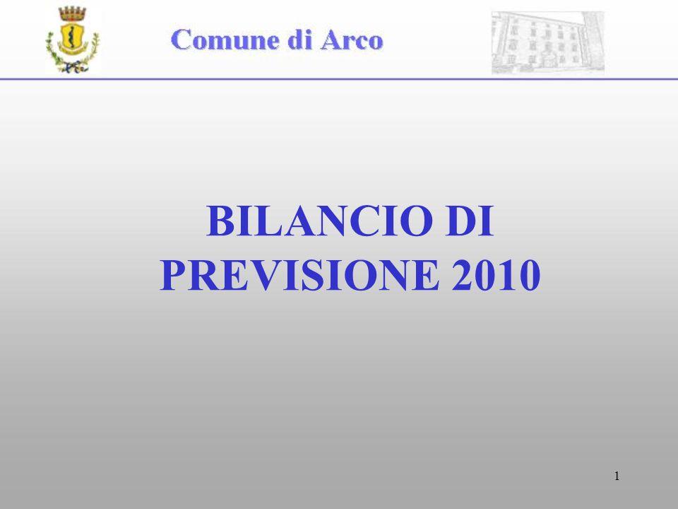 1 BILANCIO DI PREVISIONE 2010
