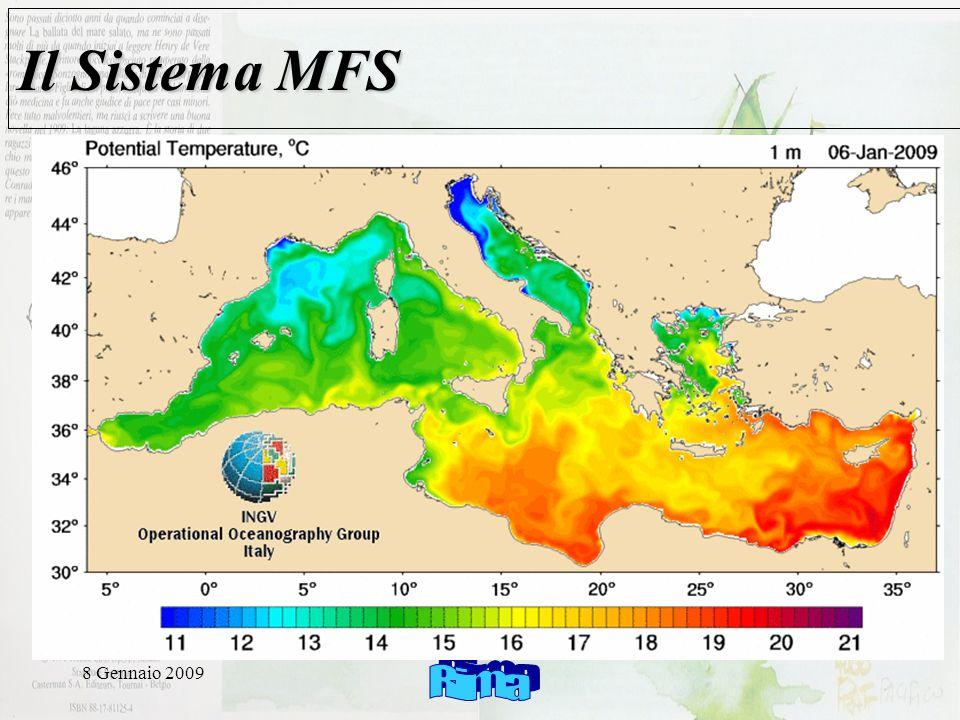 8 Gennaio 2009 Il Sistema MFS