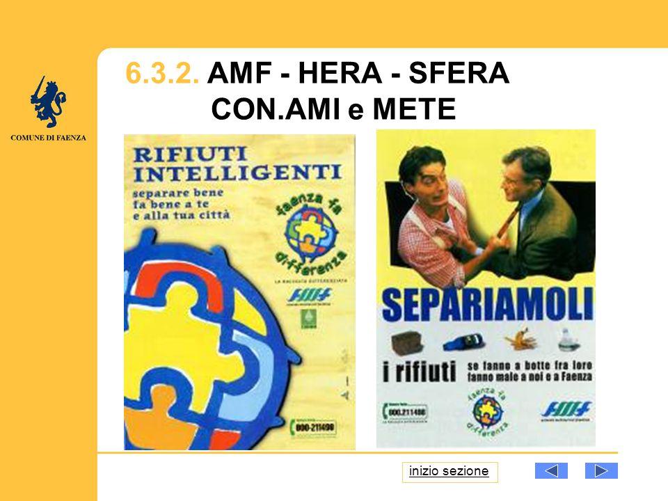 6.3.2. AMF - HERA - SFERA CON.AMI e METE inizio sezione