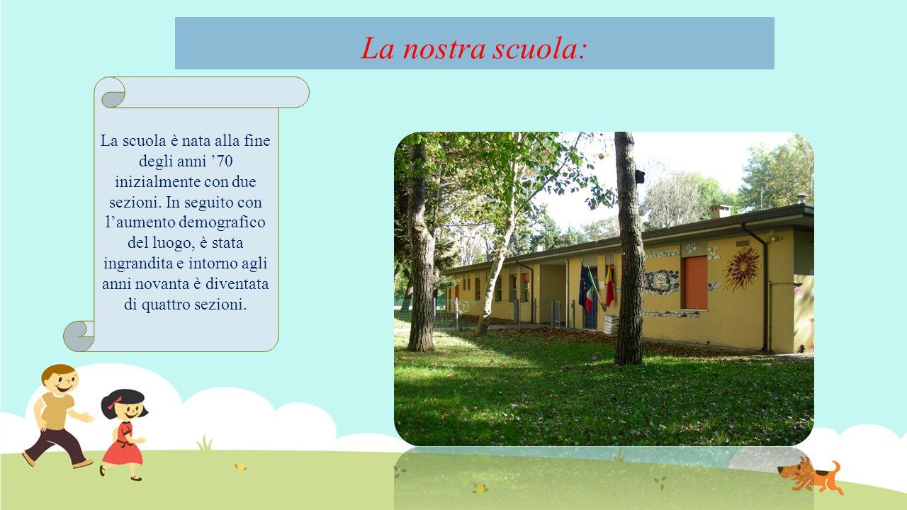 Scuola dellinfanzia Imparo giocando LIDO ADRIANO – RA A.S.