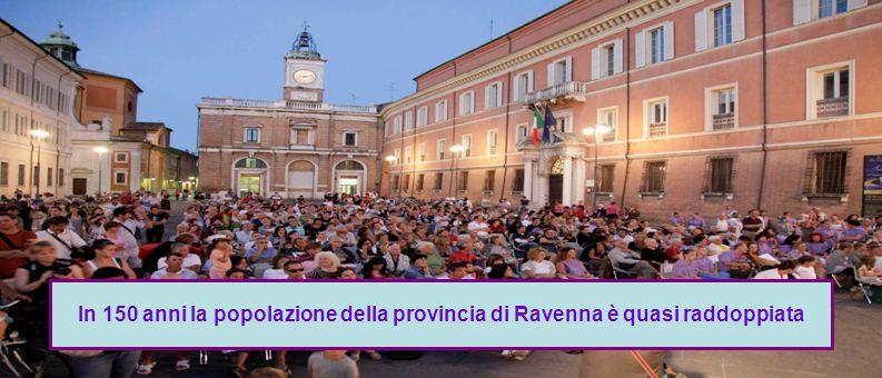 Italia: Popolazione residente ricalcolata dallIstat ai confini attuali.