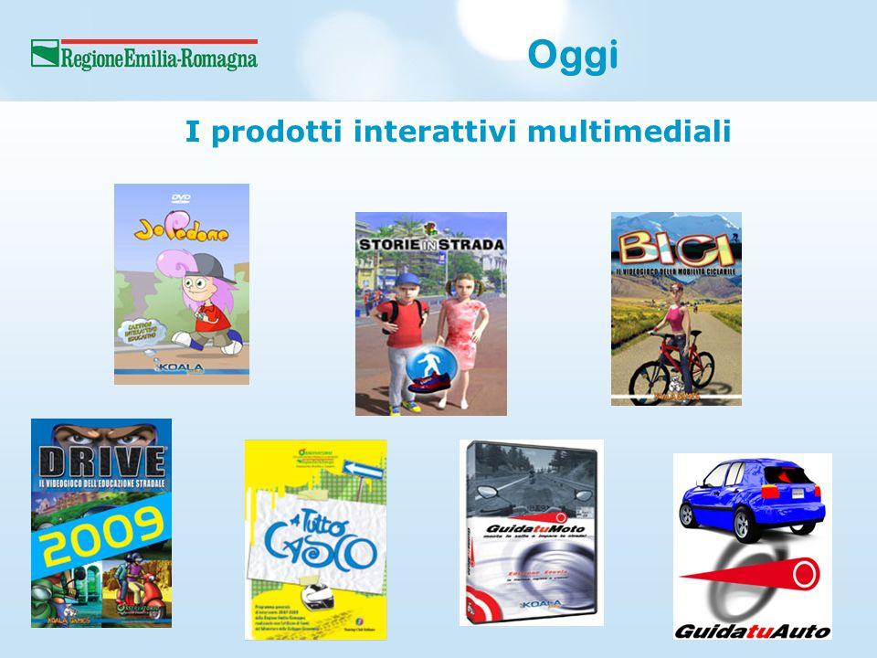 I prodotti interattivi multimediali Oggi