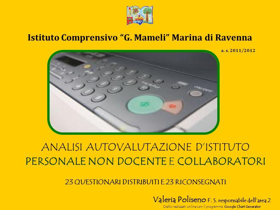 Istituto Comprensivo G. Mameli Marina di Ravenna a.