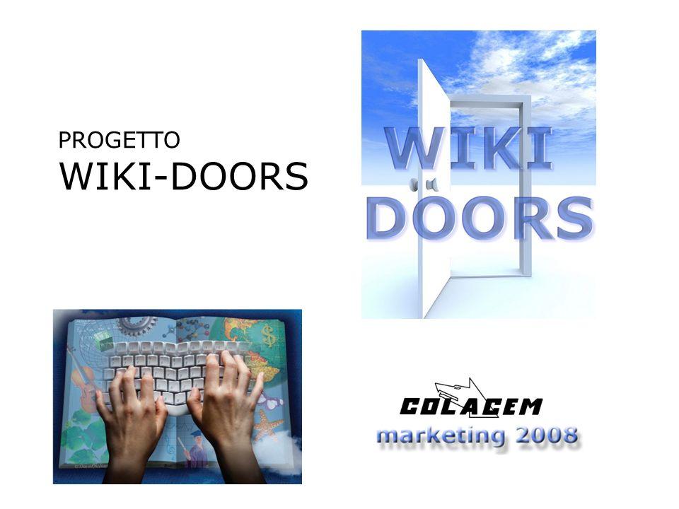 PROGETTO WIKI-DOORS