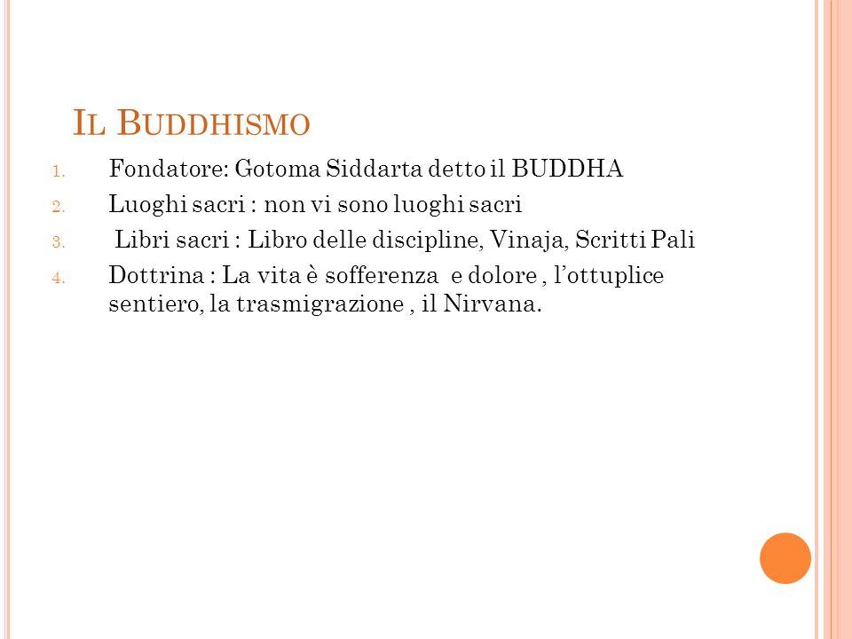 LI NDUISMO 1. Gli induisti sono politeisti. 2. Gli induisti adorano centinaia di divinità ma tra tutte hanno grande importanza: Brahma, Vishnu, Shiva.