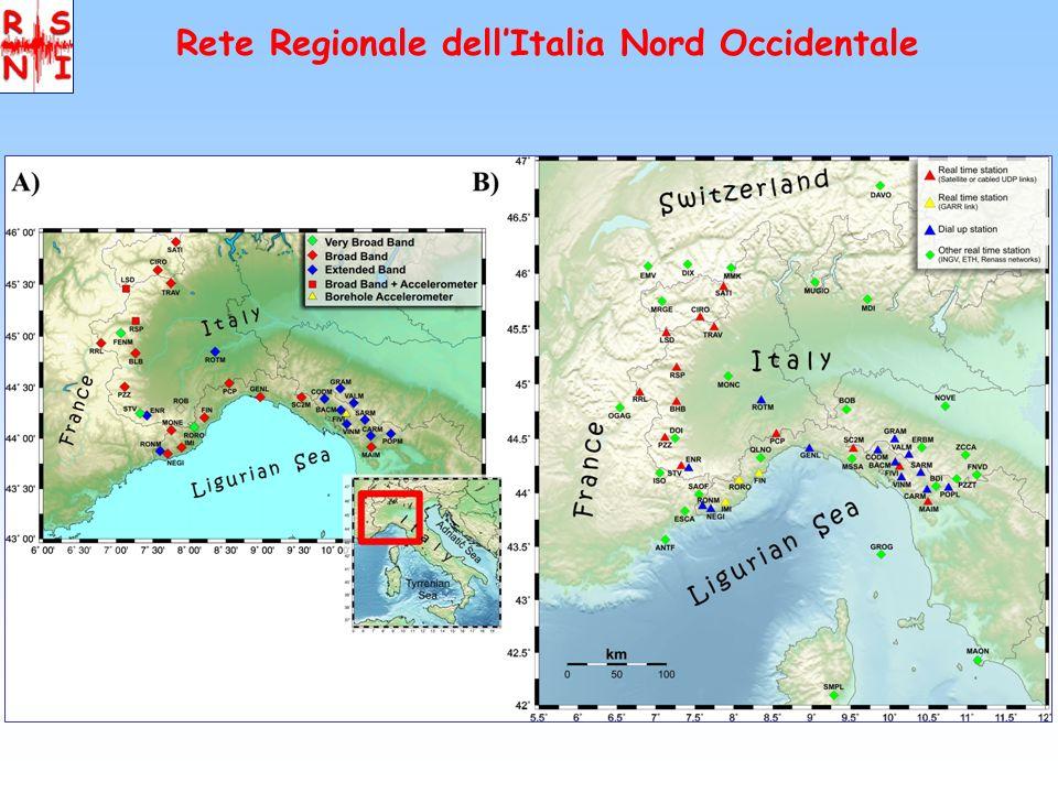 Rete Regionale dellItalia Nord Occidentale