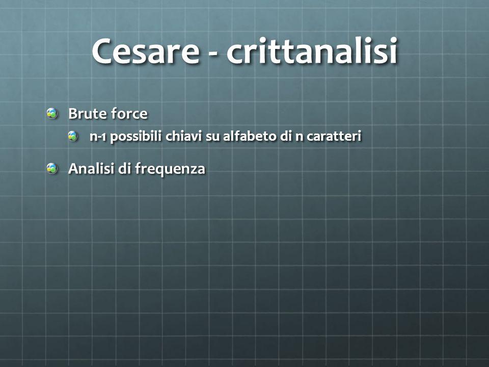 Lingua italiana frequenza caratteri