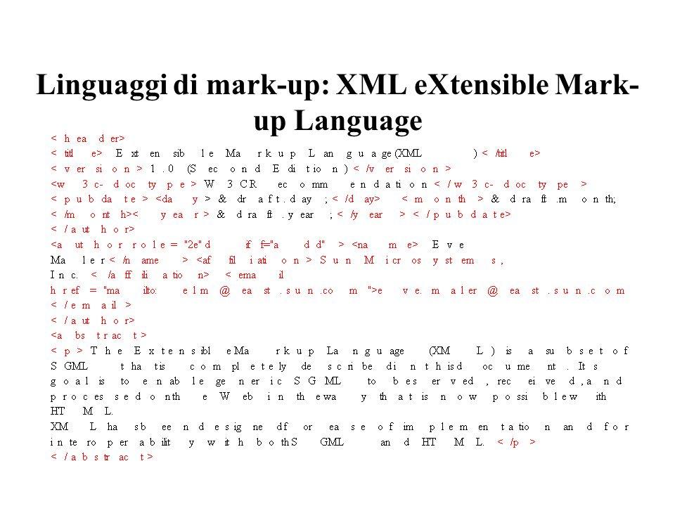 Livello 3: RDF resource description framework Un modello generale (e minimalista) per fare asserzioni semantiche su oggetti Web Un oggetto Web è detto Risorsa.