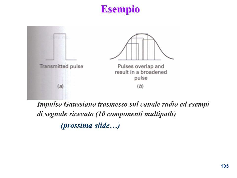 105 Esempio (prossima slide…)