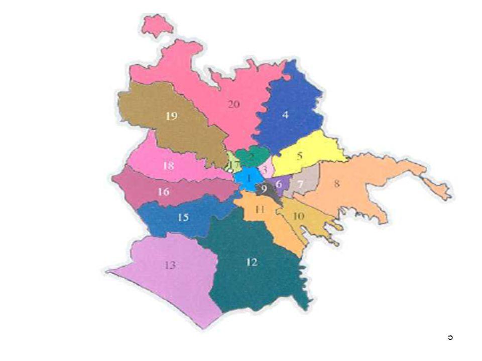 6 Il bilancio del Comune Nel 2006 è stato pari ad oltre 6 Mld di Euro Il Dipartimento XVII ( alla semplificazione, Comunicazione e Pari Opportunità ha gestito un bilancio nello stesso anno pari a circa 13 Mln di Euro