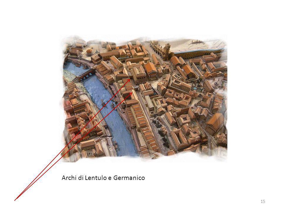 Archi di Lentulo e Germanico 15