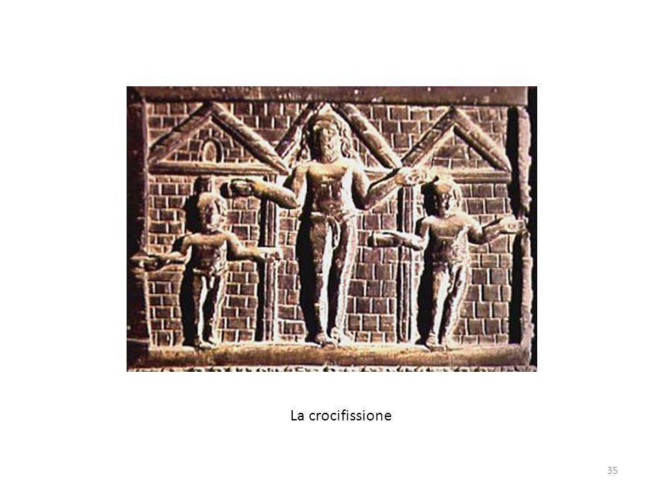 La crocifissione 35