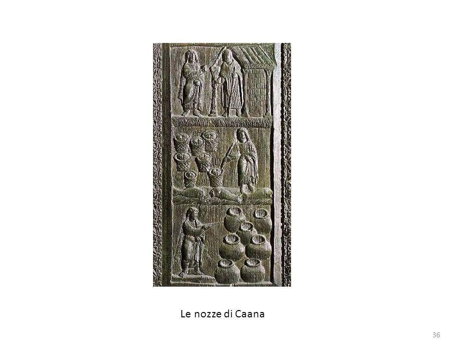 Le nozze di Caana 36