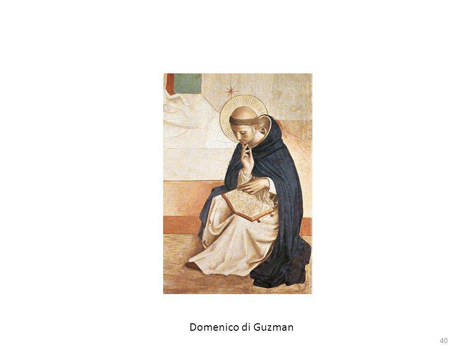 40 Domenico di Guzman