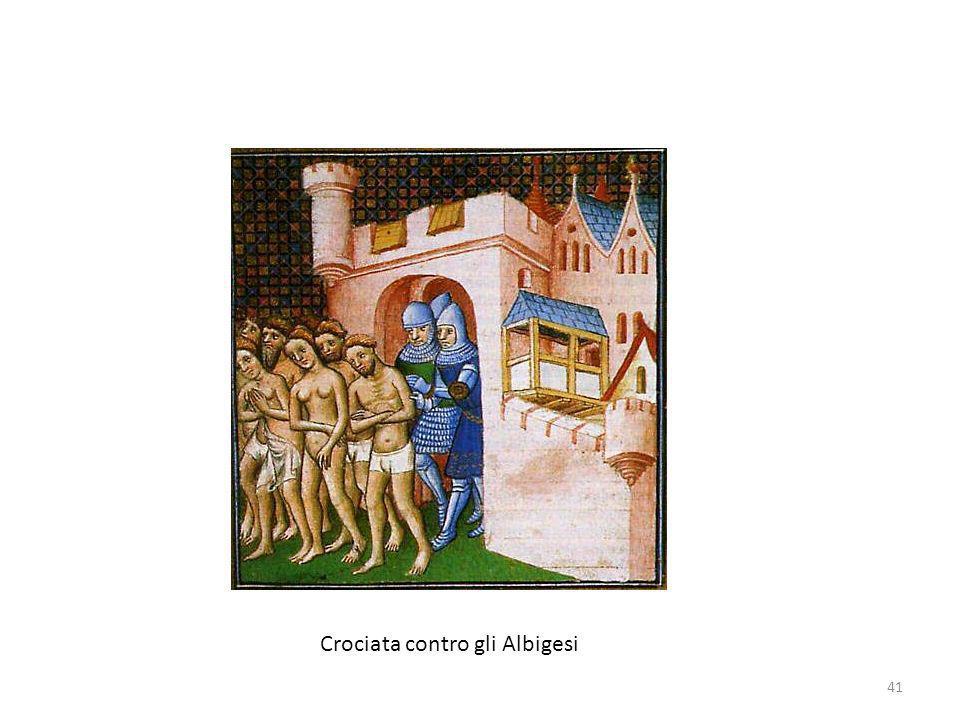 41 Crociata contro gli Albigesi