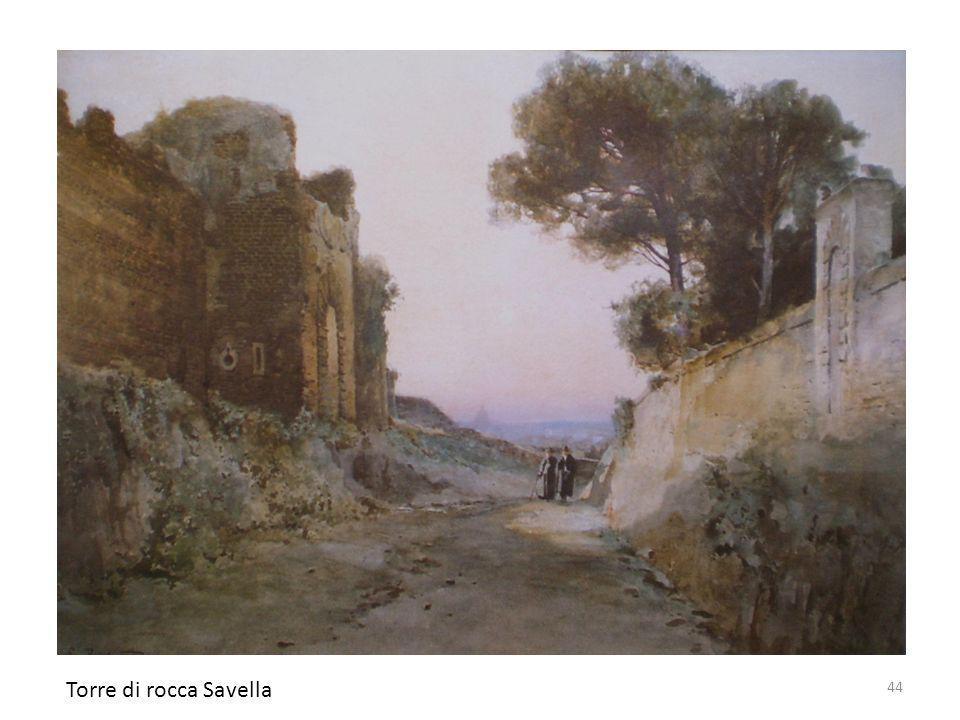 Torre di rocca Savella 44