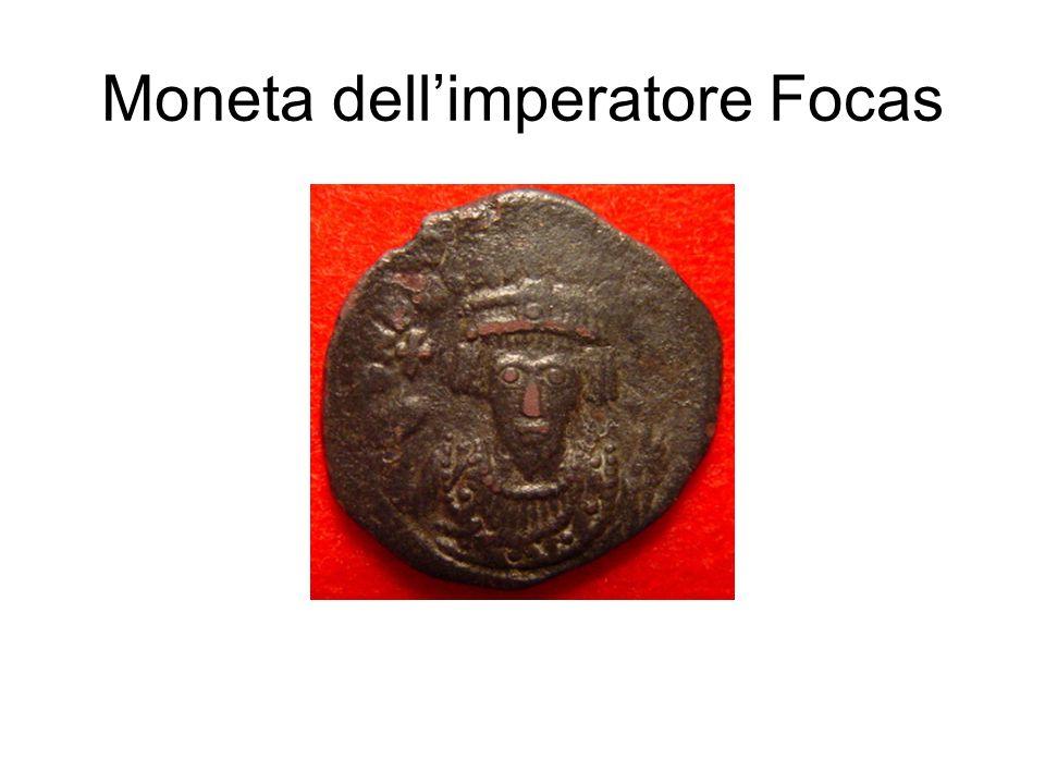 Moneta dellimperatore Focas