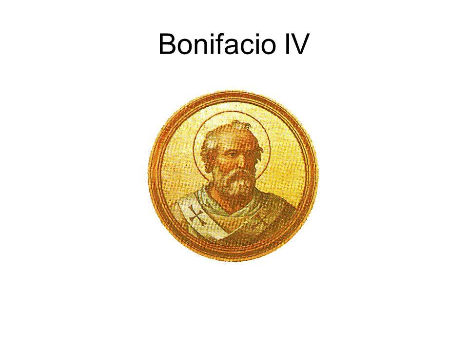 Bonifacio IV