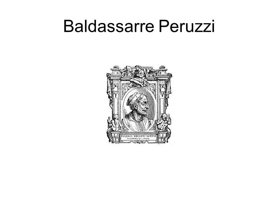Baldassarre Peruzzi
