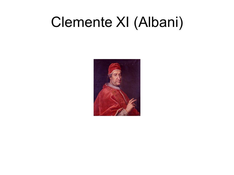 Clemente XI (Albani)