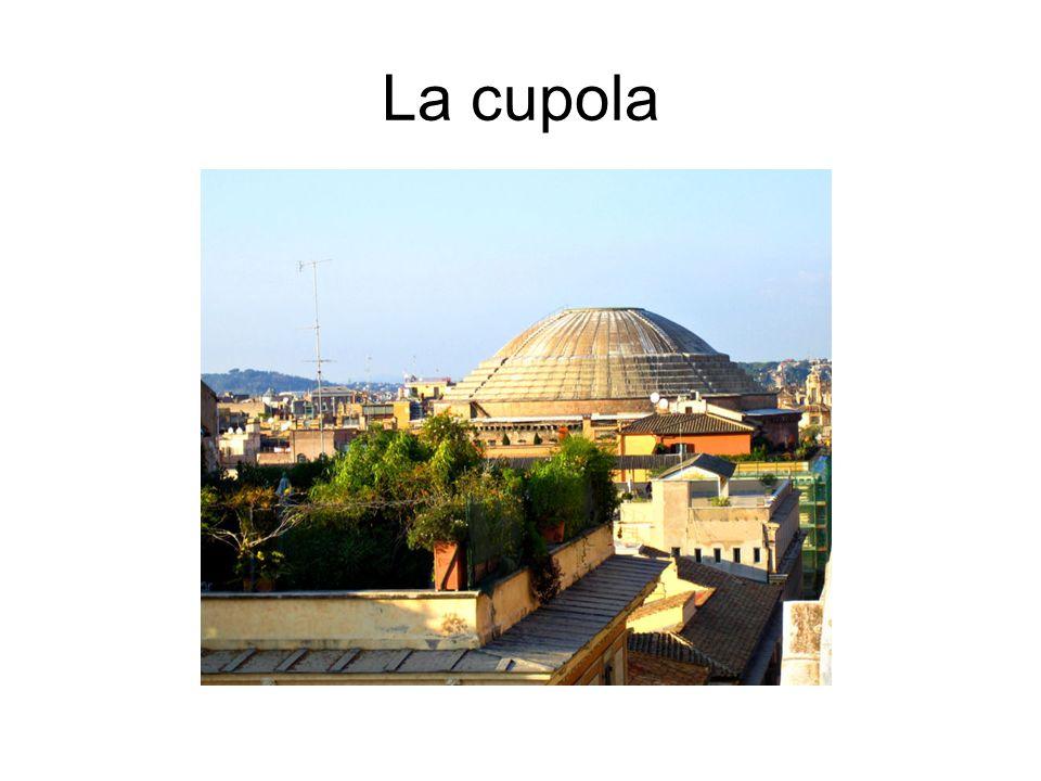Il Pantheon, il meglio conservato tra tutti i monumenti dell antica Roma.