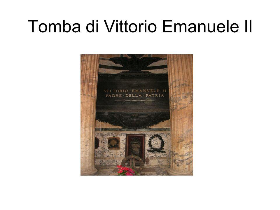 Tomba di Vittorio Emanuele II