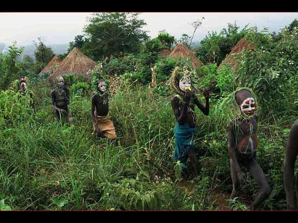 Le tribu de lOmo.