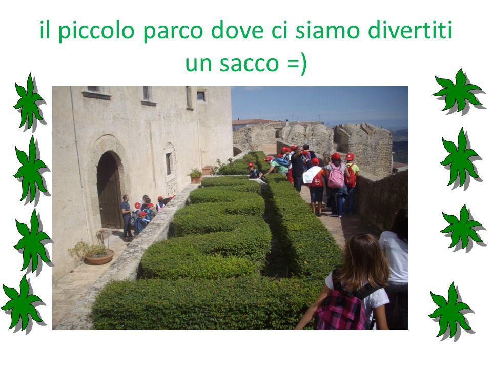 Questo e il nostro castello della Calabria Santa Severina !!!