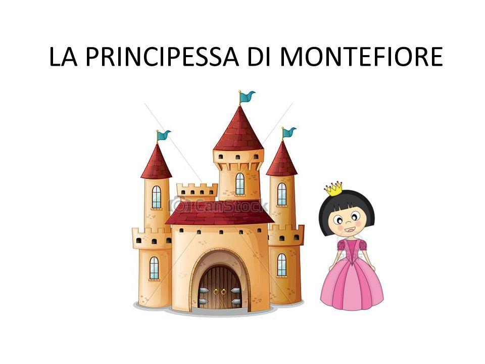 Cera una volta una principessa di nome Carlotta che viveva in un castello insieme ai suoi genitori, il Re e la Regina di Montefiore.