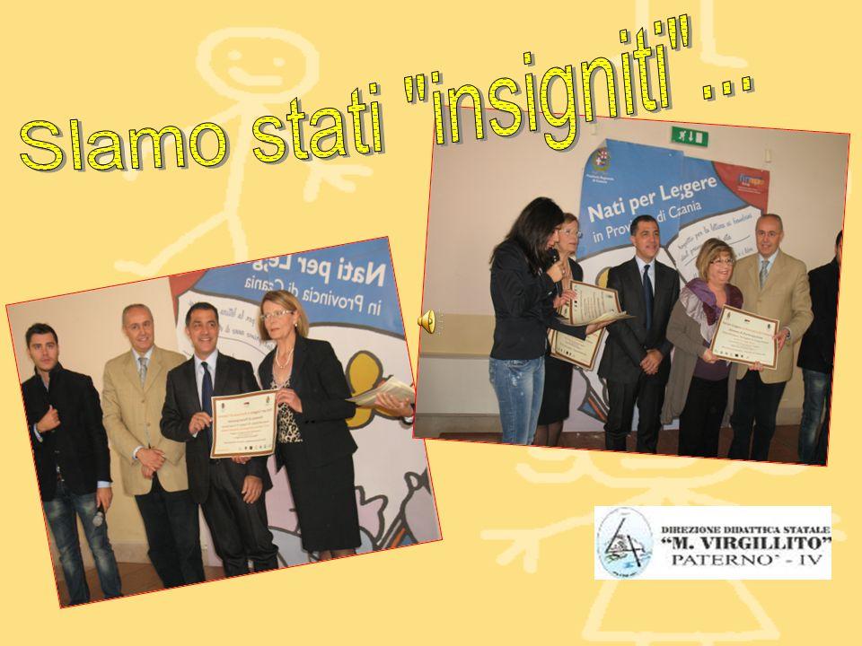 Si è svolta il 22-10- 2011, presso il Museo Etno Antropologico di Paternò, la Festa del libro Nati per leggere in Provincia di Catania