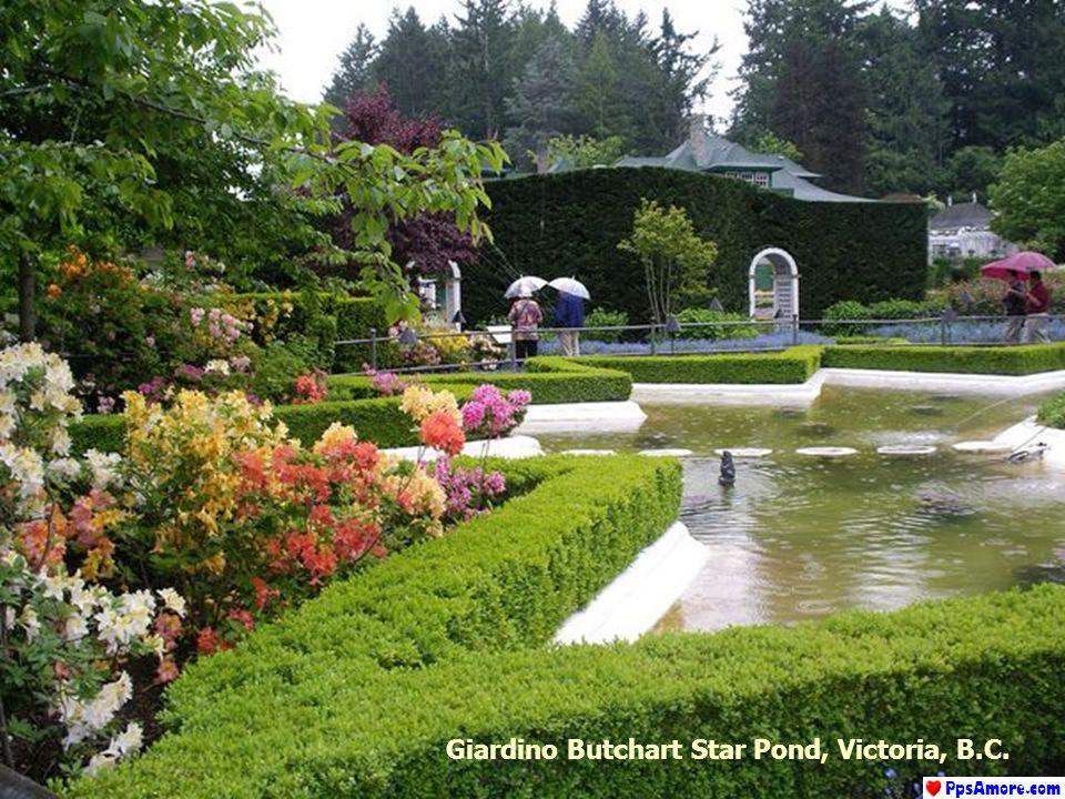 Giardini Butchart, Vancouver