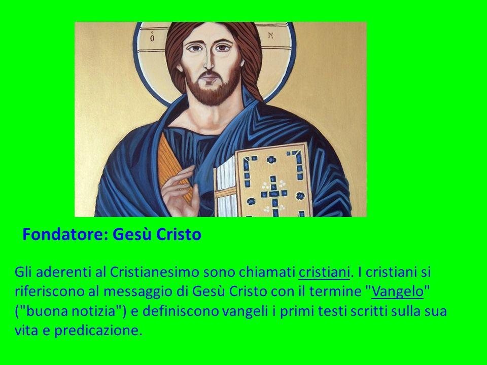 Suddivisioni: Le tre divisioni principali della Cristianità sono il Cattolicesimo, lOrtodossia Orientale e il Protestantesimo.