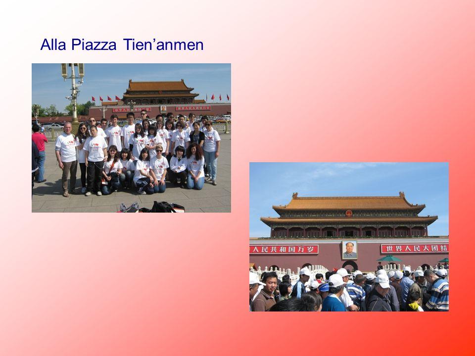 Alla Piazza Tienanmen