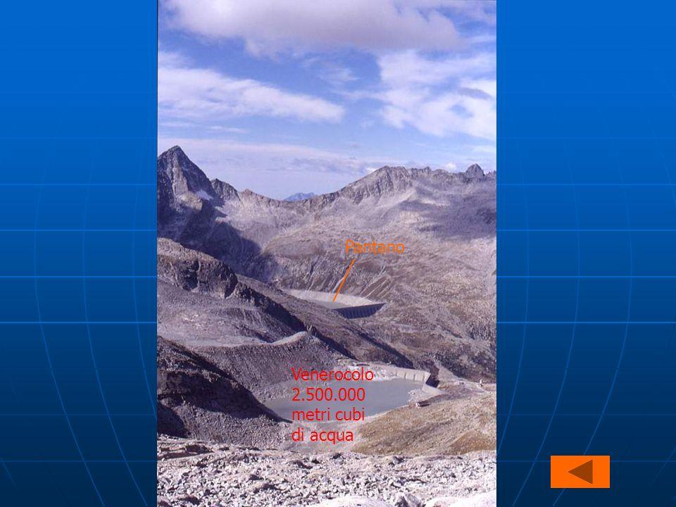 Venerocolo 2.500.000 metri cubi di acqua Pantano