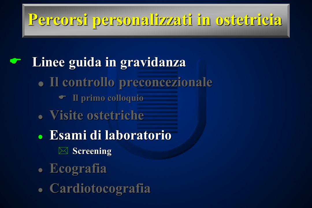 Cardiotocografia Revisione critica del ruolo della CTG Revisione critica del ruolo della CTG Liberalità dellinterpretazione Aspecificità del parametro FCF