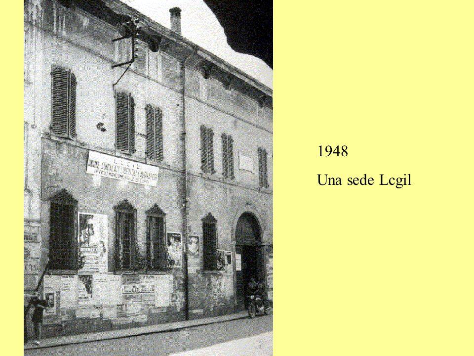 1948 Una sede Lcgil