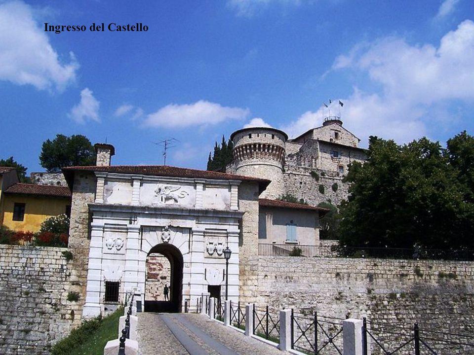 Torre Mirabella e mastio visconteo