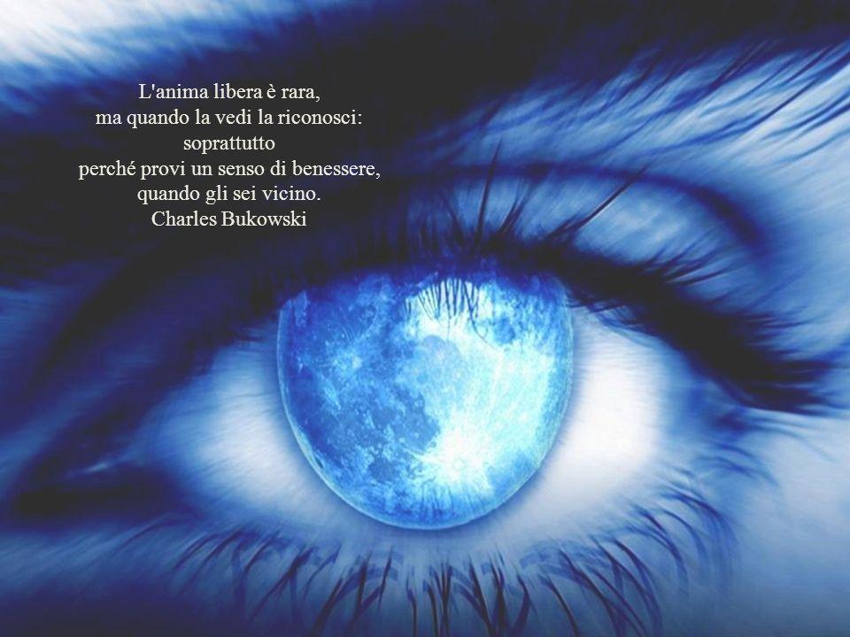 Esiste un luogo sacro che si chiama anima. Laddove tutto quello che conta si incide in modo indelebile. Parole gesti e pensieri sono fotografati per l