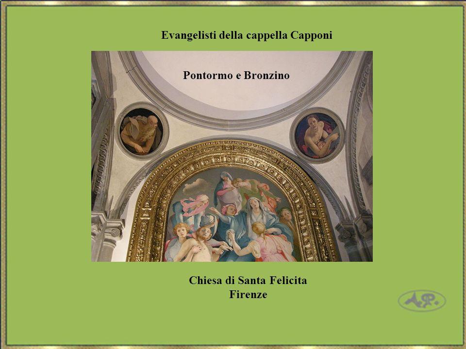 Soffitto della Cappella di Eleonora