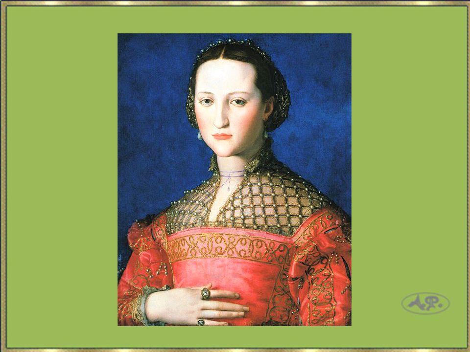 Agnolo Bronzino Ritratto di Maria de' Medici
