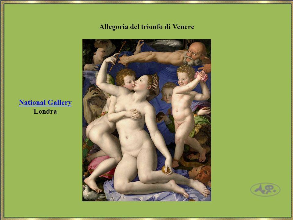 Allegoria del trionfo di Venere National Gallery Londra
