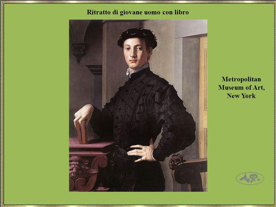 Ritratto di giovane uomo con libro Metropolitan Museum of Art, New York