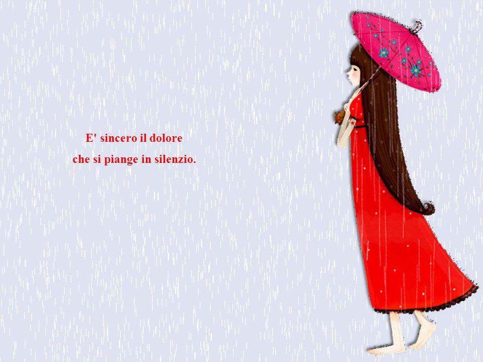 Nulla ci rende così grandi come un grande dolore. Alfred De Musset